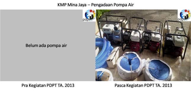 Pra dan Pasca KMP Mina Jaya