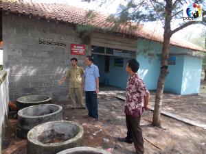 Peninjauan KKP ke Desa Bugel